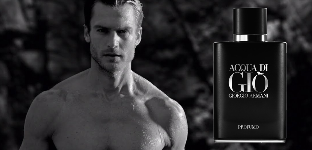 Giorgio Armani introduces Acqua Di Giò Profumo - Men's Folio Malaysia