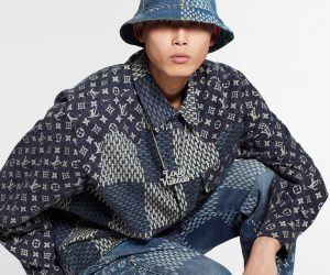 The first drop of Louis Vuitton's LV² capsule collection has finally landed