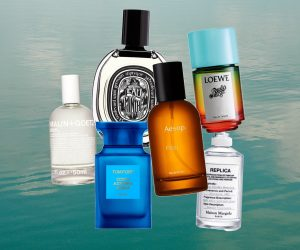 Best fragrances for summer