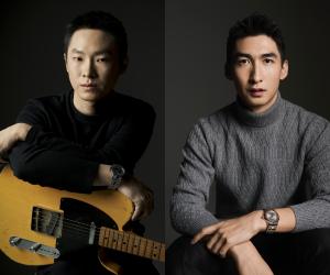 Wu Dajing and Liang Bo are the new ambassadors of Chopard