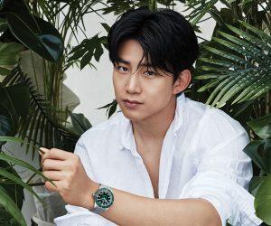Ok Taec-yeon is Rado's Korean ambassador
