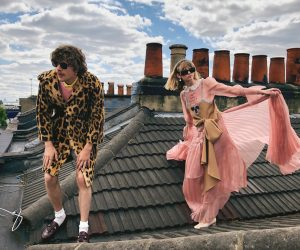 Gucci's latest campaign celebrates fun of our daily lives