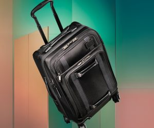 Tumi launches its first-ever sustainable collection