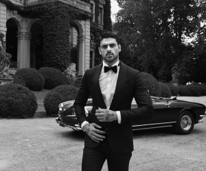 Michele Morrone is Guess Men's new face