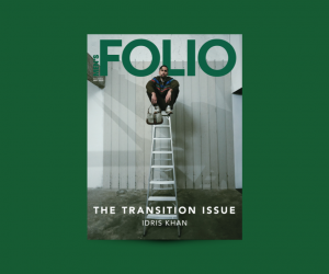 """Introducing: Idris Khan is our cover star for September 2020 """"The Transition"""" issue"""