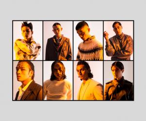 Meet the 8 finalists of Men's Folio Model Search 2020