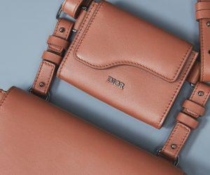 Fashion Sensation: Dior Men's Autumn/Winter 2020 bags