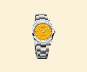 Rolex's latest Oyster Perpetual 36 stuns with bold colours