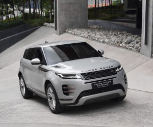 First Drive: Land Rover Range Rover Evoque