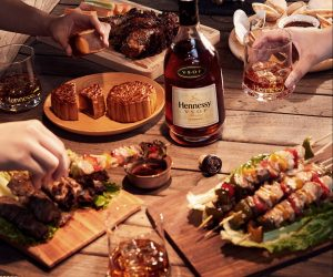 Hennessy wants you to cherish precious moments together