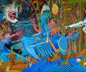 Interview: Darel Betita Javier on his pleasure of art experimentation and surrealism