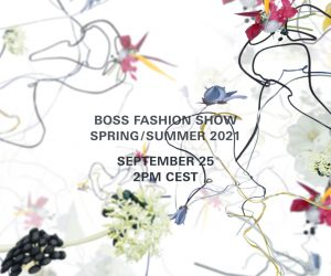 LIVE: Boss Spring/Summer 2021 fashion show