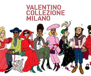 LIVE: Valentino's Spring/Summer 2021 show