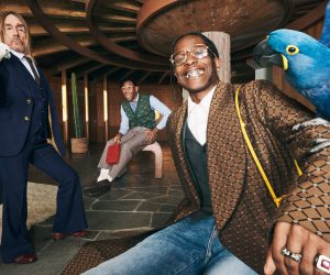 Gucci's latest Men's Tailoring campaign relives gatherings that we miss
