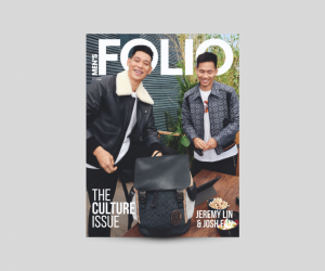 Introducing: Jeremy Lin is our cover star for October 2020 Culture issue