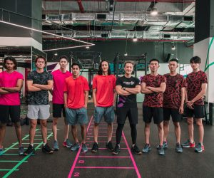#MFMYModelSearch20: Fitness workshop with Celebrity Fitness and Under Armour