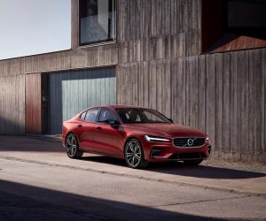 First Drive: Volvo S60