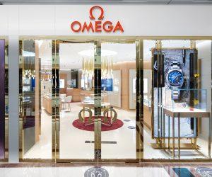 Omega opens new concept boutique in Suria KLCC