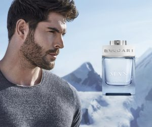 Time to get windswept by the new Bulgari Man Glacial Essence