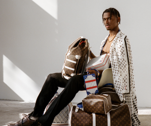 Louis Vuitton x NBA capsule collection is finally here