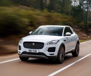 First Drive: 2020 Jaguar E-Pace
