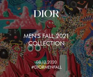 LIVE: Dior Men's Fall 2021 Show
