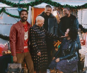 Coach celebrates Christmas with a warm and jolly holiday campaign