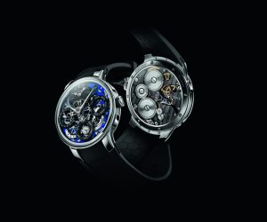 These watches with amazing inner workings wield great power