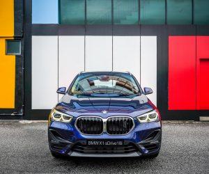 First Drive: BMW X1 sDrive18i