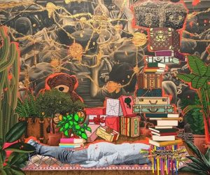 Indonesian artist Justian Jafin reveals his empirical experiences
