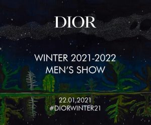 LIVE: Dior Men Winter 2021 Show