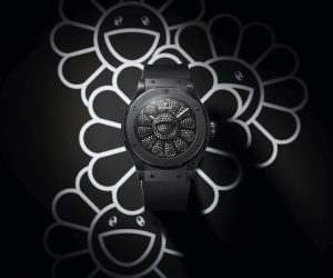 Hublot unveils collaboration with Takashi Murakami