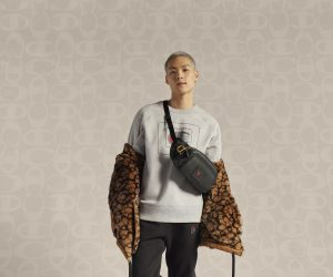 Coach launches its collaboration with Champion