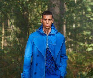 LIVE: Burberry's Autumn/Winter 2021 menswear