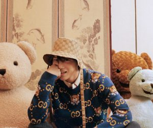 Gucci collaborates with Kai for a capsule collection
