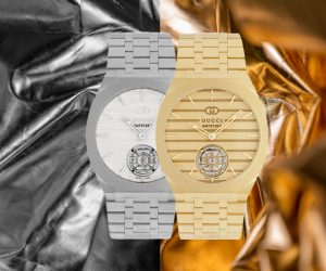 Gucci turns 100 with high watchmaking collection