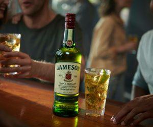 Jameson turns St Patrick's Day into month-long celebration