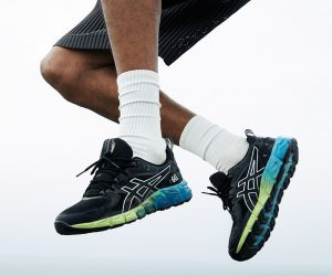 Asics Sportstyle launches S/S21 campaign