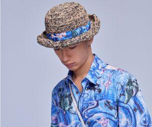 Dior Men drops latest beachwear capsule collection