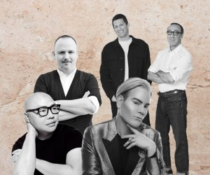 The male icons you should know in the beauty industry