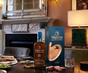 The Singleton unveils 38-Year-Old Scotch single malt whisky