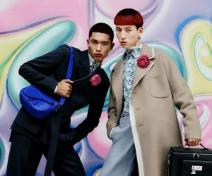 Dior Men launches Fall 2021 collection