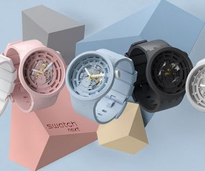 Swatch launches the new Bioceramic collection