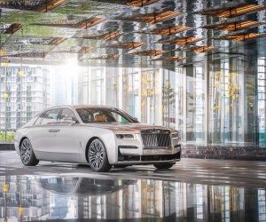 Rolls-Royce Ghost is a paragon of luxury