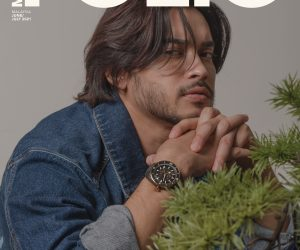 On The Cover: Aeril Zafrel on the art of balancing work and family