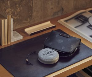 Berluti and Bang & Olufsen pair up for a limited edition collection