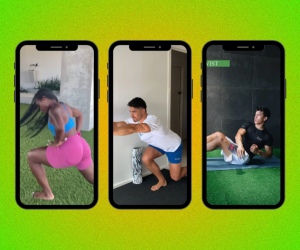 The best (and free) at-home workout videos on Instagram
