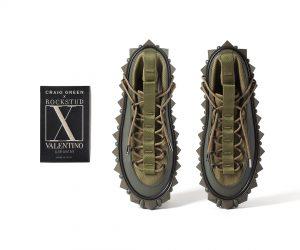 Craig Green x Valentino Garavani Rockstud X collaboration kicks off