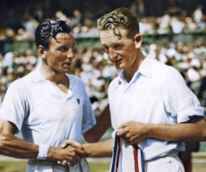 Oppo revives seven iconic tennis moments