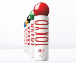SK-II supports Olympic Games Tokyo 2020